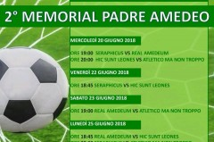 2° Memorial Padre Amedeo